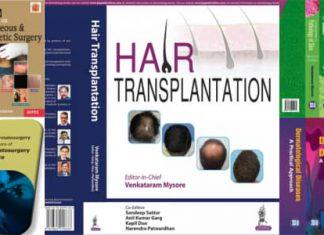 Dr. Venkat is the leading authority on hair transplantation throughtout the world