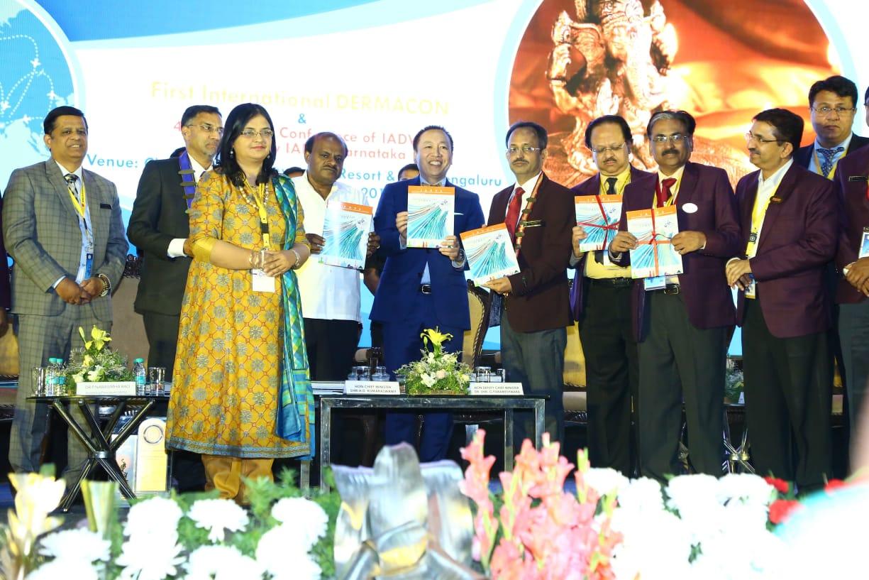 Release of international times IADVL